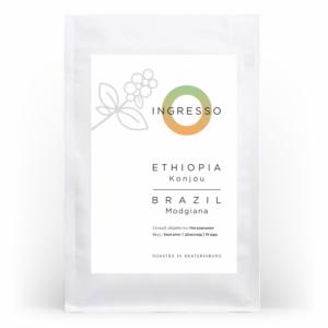 Brazil Mojiana /  Ethiopia Konjo