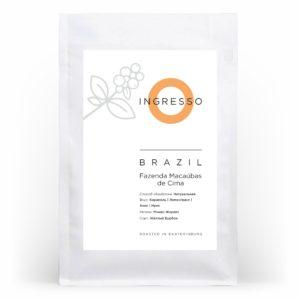 Brazil Fazenda Macaubas de Cima (микролот)