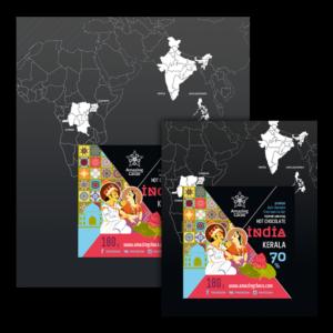 Горячий шоколад Kerala, Индия 70%
